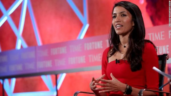 könyvelés Leila Janah, CEO and entrepreneur who wanted to end global poverty, dies at 37