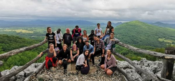 könyvelés Horvátország barlangparkjában - Fiatal önkéntesek élménybeszámolója