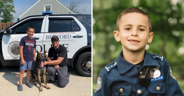 könyvelés 10-Year-Old, Ohio Boy Raises More Than $315,000 To Provide Bulletproof Vests For Police Dogs